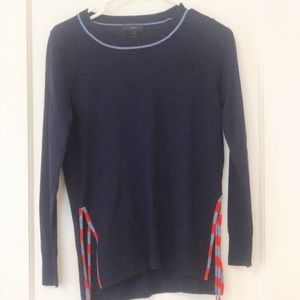 j crew women's sweater size small